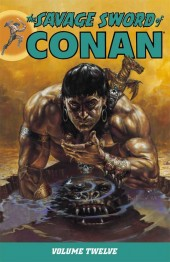 Savage sword of Conan (The) (intégrale Dark Horse)) -INT12- Volume 12