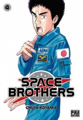 Space Brothers -4- Tome 4