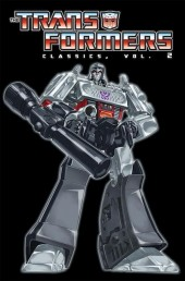 Transformers (The) (1984) -INT02- Classics volume 2