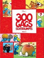 Schtroumpfs (120 blagues de) -Int2- 300 gags schtroumpfs - tome 2