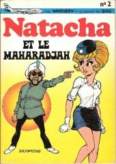 Natacha -2a1978- Natacha et le Maharadjah
