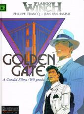 Largo Winch -11- Golden Gate