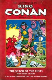 Chronicles of King Conan (The) (2010) -INT01- The Witch of the Mists and Other Stories