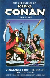 Chronicles of King Conan (The) (2010) -INT02- Vengeance from the Desert and Other Stories