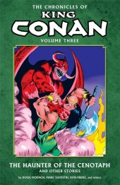 Chronicles of King Conan (The) (2010) -INT03- The Haunter of the Cenotaph and Other Stories