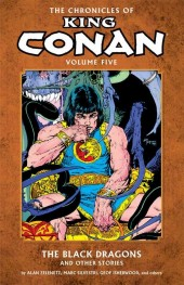 Chronicles of King Conan (The) (2010) -INT05- The Black Dragons and Other Stories