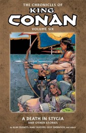 Chronicles of King Conan (The) (2010) -INT06- A Death in Stygia and Other Stories