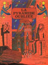 Victor Billetdoux -1- La pyramide oubliée