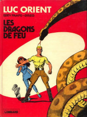 Luc Orient -1b77- Les dragons de feu