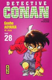 Détective Conan -28- Tome 28
