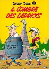 Lucky Luke -18b68- A l'ombre des derricks