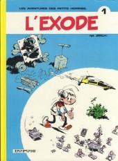 Les petits hommes -1a1984- L'exode