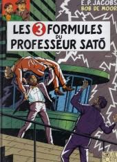 Blake et Mortimer (Les Aventures de) -12b07- Les 3 Formules du Professeur Satô - Tome 2