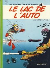 Les petits hommes -4a1984- Le lac de l'auto