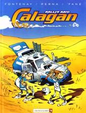 Rallye Raid Calagan - Tome 1