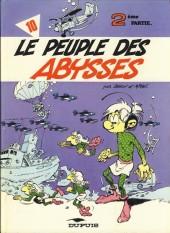 Les petits hommes -10a1984- Le peuple des abysses