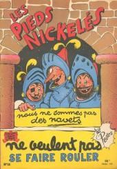 Les pieds Nickelés (3e série) (1946-1988) -38- Les Pieds Nickelés ne veulent pas se faire rouler