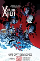 All-New X-Men (Marvel comics - 2012) -INT03- Out of Their Depth