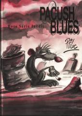 Pacush Blues -HS01- Hors série inédit