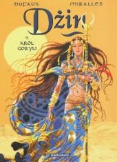 Dzin (Djinn (Dufaux/Mirallès) en polonais) -9- Król Goryli