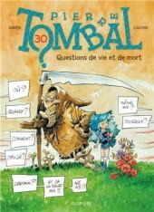 Pierre Tombal -30- Questions de vie et de mort