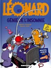 Léonard -45- Génie de l'insomnie
