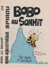 Bobo -MR1420- Bobo au sommet