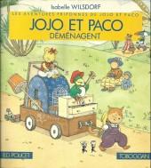 Jojo et Paco (Les aventures friponnes de) -5- Jojo et paco déménagent