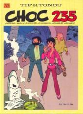 Tif et Tondu -33a1987- Choc 235