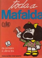 Mafalda (en portugais) -INT- Toda a Mafalda
