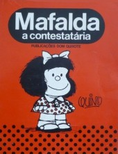 Mafalda (en portugais) -1- Mafalda a Contestatária