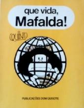 Mafalda (en portugais) -3- Que vida, Mafalda!