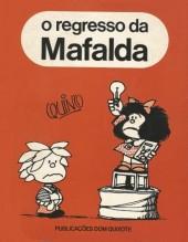Mafalda (en portugais) -6- O Regresso da Mafalda