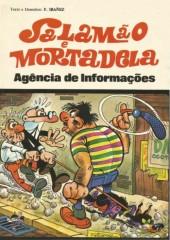 Salamäo e Mortadela -2- Agência de Informações