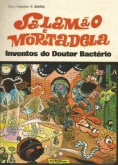 Salamäo e Mortadela -4- Inventos do Doutor Bactério