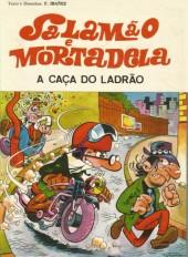 Salamäo e Mortadela -7- A Caça do ladrão