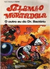 Salamäo e Mortadela -11- o outro eu do Dr. Bactério