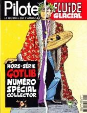(AUT) Gotlib -24- Hors-série Gotlib - Numéro spécial collector