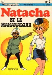 Natacha -2a1981- Natacha et le maharadjah