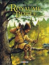 Le royaume de Borée - La Saga des Pikkendorff -3- Tristan