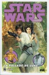 Star Wars - Comics magazine -8B- La Ballade de Luke