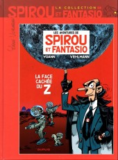 Spirou et Fantasio - La collection (Cobra) -54- La face cachée du Z