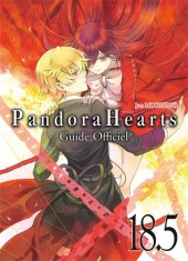 Pandora Hearts -HS2- 18.5 - Guide Officiel - évidence