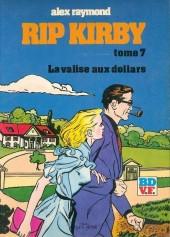 Rip Kirby -7- La valise aux dollars