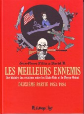 Les meilleurs ennemis -2- Deuxième partie 1953/1984