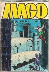 Mago -Rec01- Album N°1 (du n°1 au n°3)