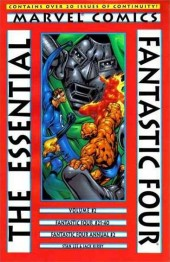 Essential Fantastic Four (1999) -INT02- Fantastic Four Vol.2