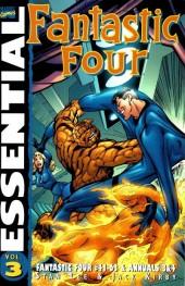 Essential Fantastic Four (1999) -INT03- Fantastic Four Vol.3