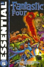 Essential Fantastic Four (1999) -INT05- Fantastic Four Vol.5