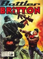 Battler Britton (Imperia) -321- Recherche sous-marine - Une dette acquittée - Travail d'équipe